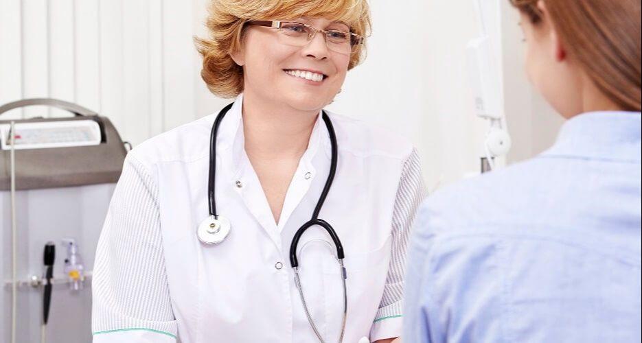 Обращение к врачу гинекологу-эндокринологу