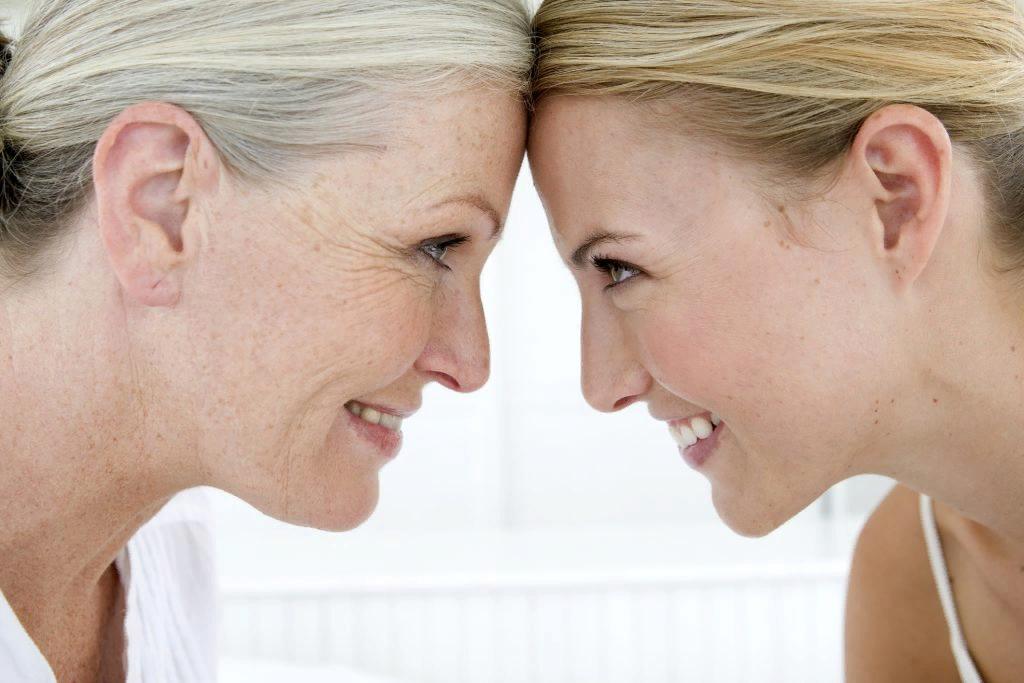 По каким причинам происходит преждевременное старение кожи?